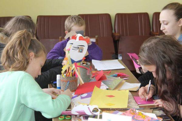 Pašaminė vaikų kūrybos studija 1